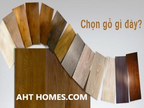 Báo giá nội thất gỗ tự nhiên