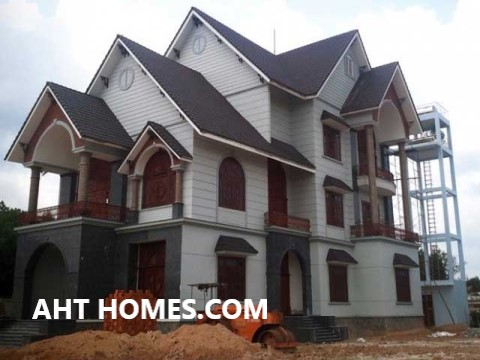 Chi phí xây dựng biệt thự trọn gói mới nhất