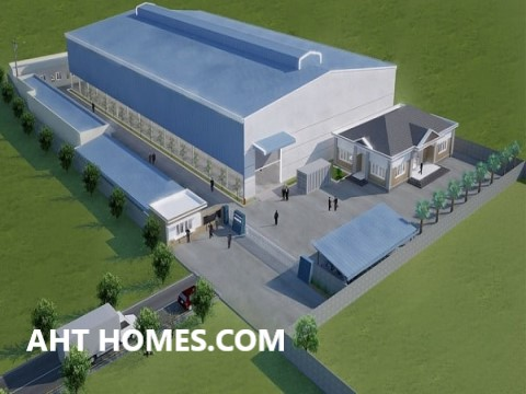 chi phí xây nhà xưởng rộng 200m2