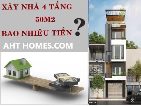 Cập nhật thông tin chi phí xây nhà phố