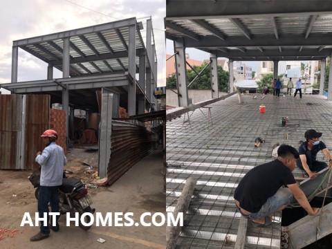 Chi phí xây dựng nhà xưởng bằng thép tiền chế