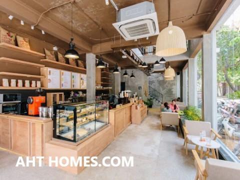 Chi phí xây quán café cần bao nhiêu tiền?