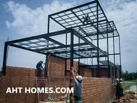 Chi phí xây nhà tiền chế 3 tầng