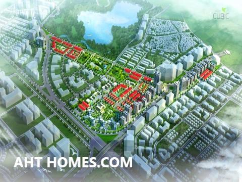 Hoàn thiện biệt thự liền kề xây thô khu đô thị Bắc Lãm Hà Đông