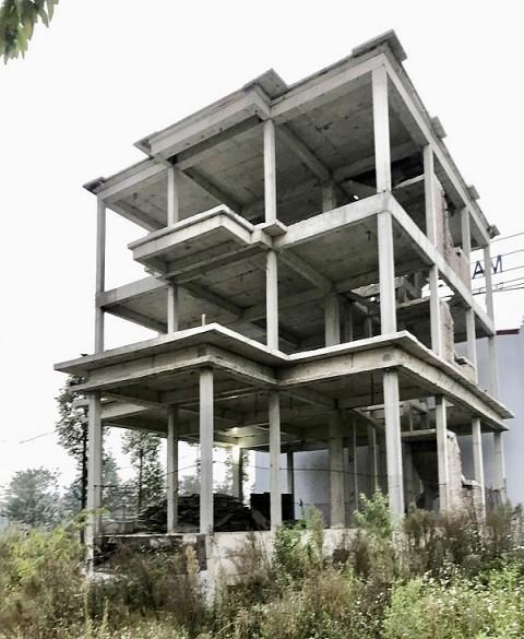 Hoàn thiện biệt thự liền kề xây thô khu đô thị Cienco 5 Hà Đông
