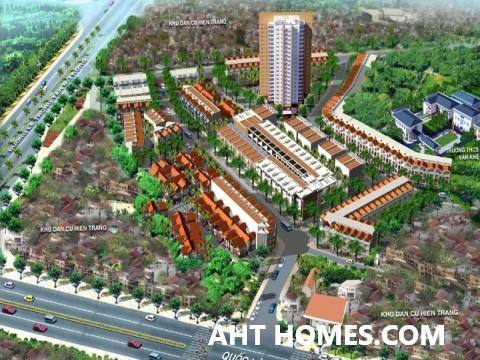 Hoàn thiện biệt thự liền kề xây thô khu đô thị Nam La Khê Hà Đông