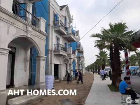 Hoàn thiện nhà biệt thự liền kề xây thô Vinhomes Ocean Park Gia Lâm