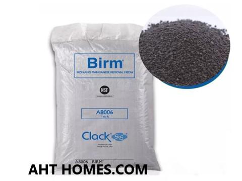 Hạt birm clack USA khử sắt