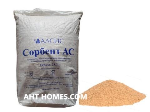 Hạt lọc đa năng AC nhập khẩu Nga