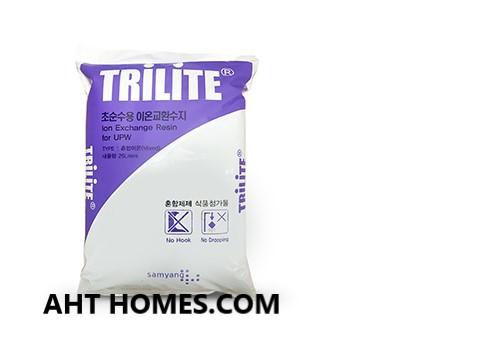 Hạt Nhựa Mixed Bed Trilite UPRM200U