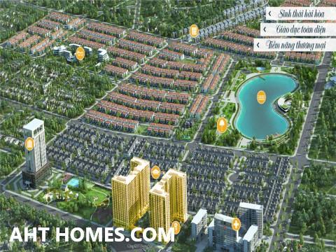 Hoàn thiện biệt thự liền kề xây thô khu đô thị Dương Nội Nam Cường Hà Đông