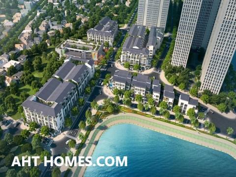 Hoàn thiện biệt thự liền kề xây thô khu đô thị Mỗ Lao Hà Đông